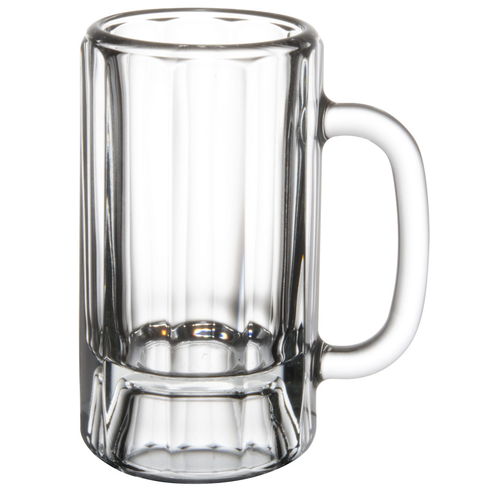 libbey 5018 14 oz paneled beer mug 12 case