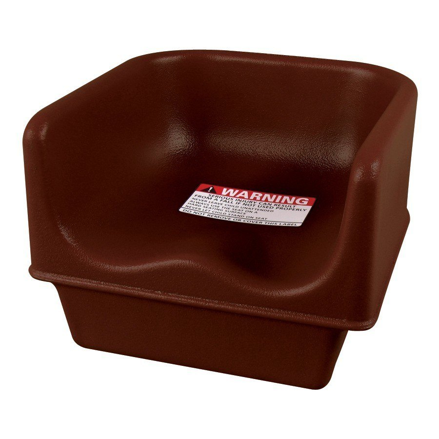 Cambro 100bc131 Brown Single Height Booster Seat