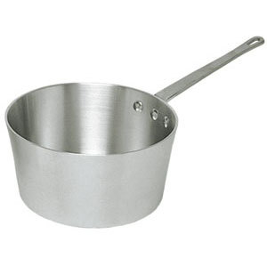 2.75 Qt. Tapered Aluminum Sauce Pan