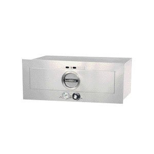 "Toastmaster 3A20AT09 23"" Built-In Single Drawer Warmer - 120V, 450W"