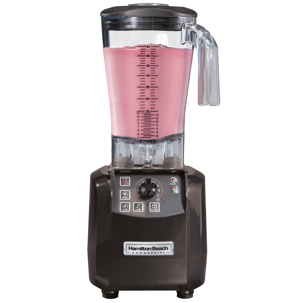 Hamilton Beach HBH650 3 HP Tempest 64 oz. High Performance Bar Blender - 120V