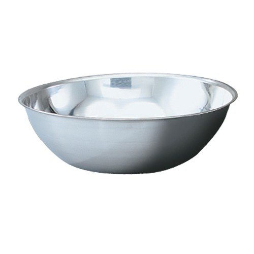 Vollrath 47949 20 qt. Stainless Steel Mixing Bowl