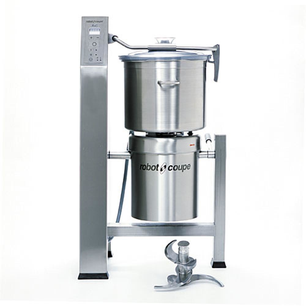 Robot Coupe R Vertical Food Processor With  Qt