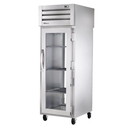 True Refrigeration True STG1RPT-1G-1G 31 Cu. Ft. Pass Thru 2 Glass Door Refrigerator - Specification Series at Sears.com