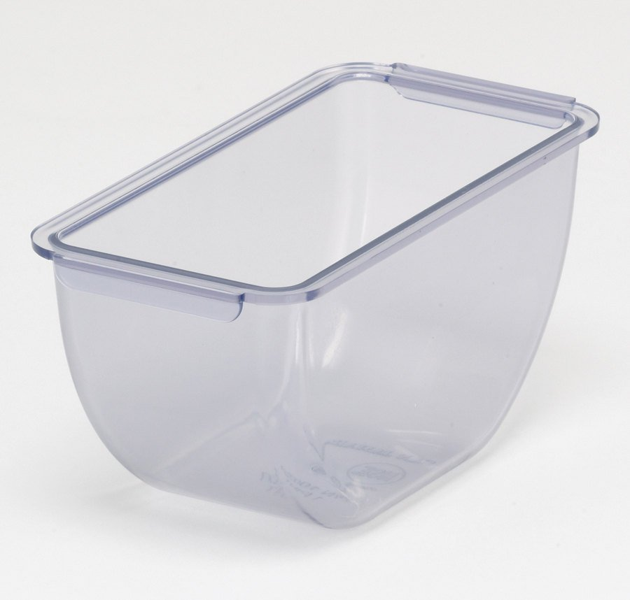 San Jamar BD101 The Dome Replacement Tray for Domed Caddy, 1 Pint