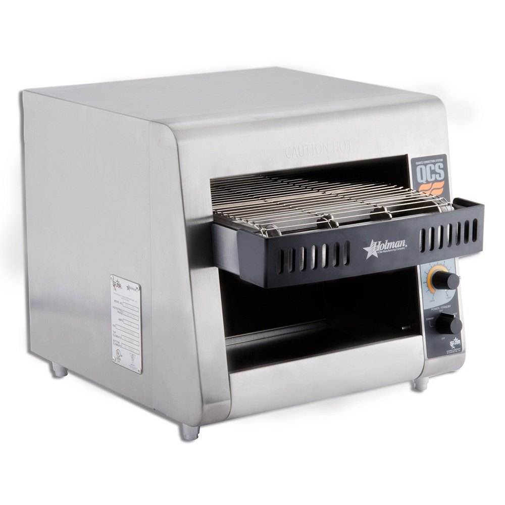 Star QCS1-350 Conveyor Toaster with 1 1/2 inch Opening