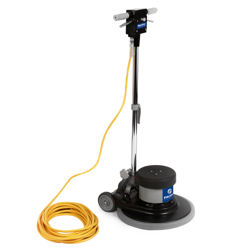 Pacific steamx pacific searay 175 floor machine 17inch pad for 17 inch floor machine