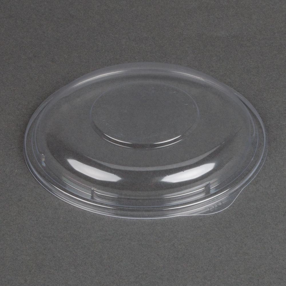 dart solo c64bdl clear plastic dome lid for presentabowl. Black Bedroom Furniture Sets. Home Design Ideas