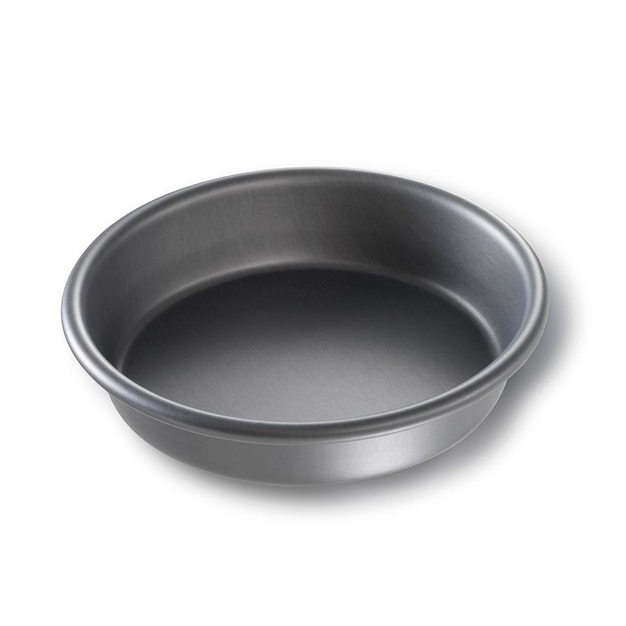 "Chicago Metallic 91060 6"" x 1 1/2"" Deep Dish Hard Coat Anodized Aluminum Pizza Pan at Sears.com"
