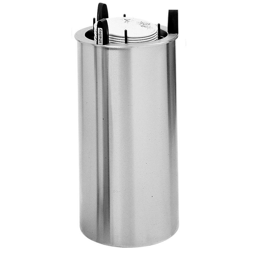 "Delfield DIS-1450-ET Even Temp Heated Drop In Dish Dispenser for 12"" to 14 1/2"" Dishes"
