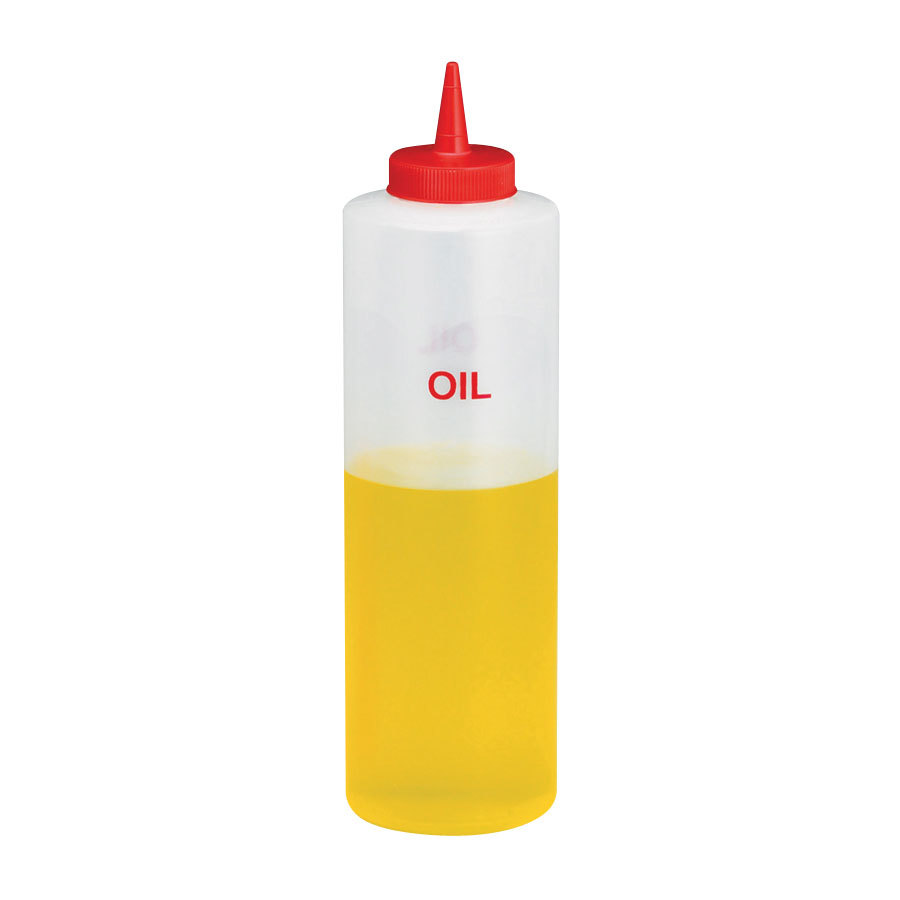 Tablecraft 125 24 oz Oil Squeeze Bottle
