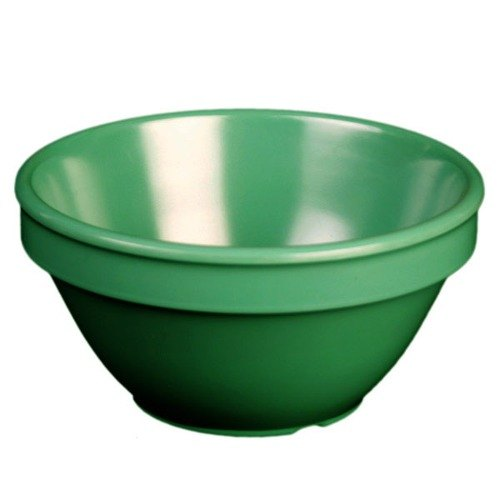 "Smooth Melamine Green Bouillon Cup - 4 1/4"" 12 / Pack"