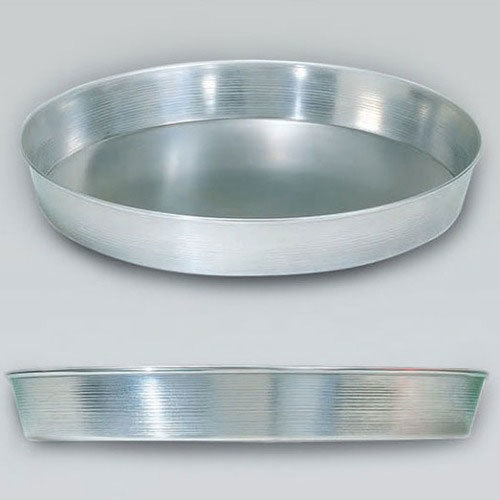 "American Metalcraft A90081.5SP Super Perforated Tapered / Nesting Aluminum Pizza Pan - 8"" x 1 1/2"" at Sears.com"