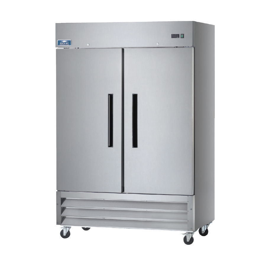 Arctic Air AR49 49 Cu. Ft. Two Section Reach In Refrigerator
