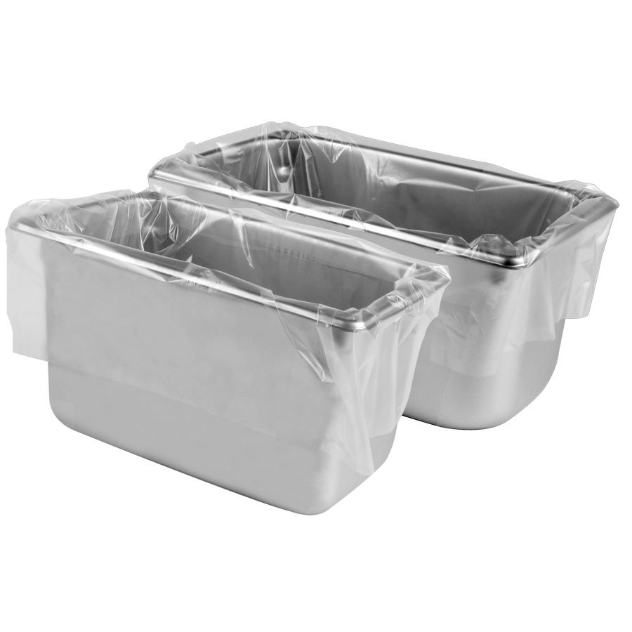 1 4 And 1 3 Size Steam Table Nylon Pan Liner 100 Box
