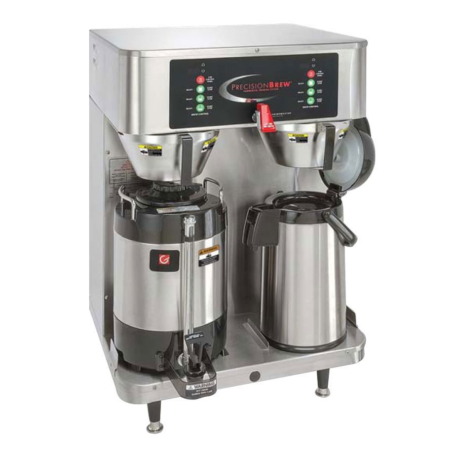 Grindmaster Cecilware 120/240V Grindmaster PBVSA-430 1.5 Gallon Twin Shuttle Coffee Brewer at Sears.com
