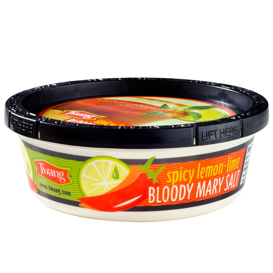Bloody Mary Rimming Salt - 6 oz. Container