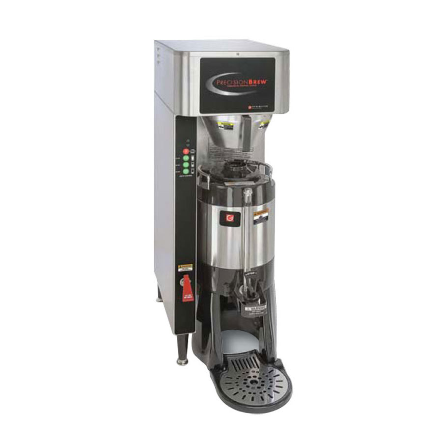Grindmaster Cecilware 120/240V Grindmaster PBIC-330 1.5 Gallon Single Shuttle Coffee Brewer at Sears.com