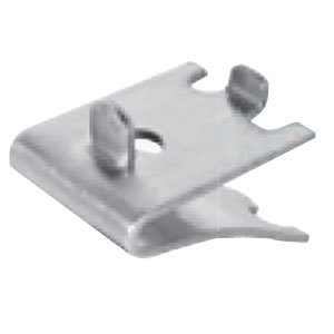 Beverage Air (Bev Air) 403-168A Shelf Clip for Refrigerator/Freezer/Backbar Units