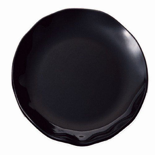 "Black Pearl Black Plate - 18"" 2/ Pack"