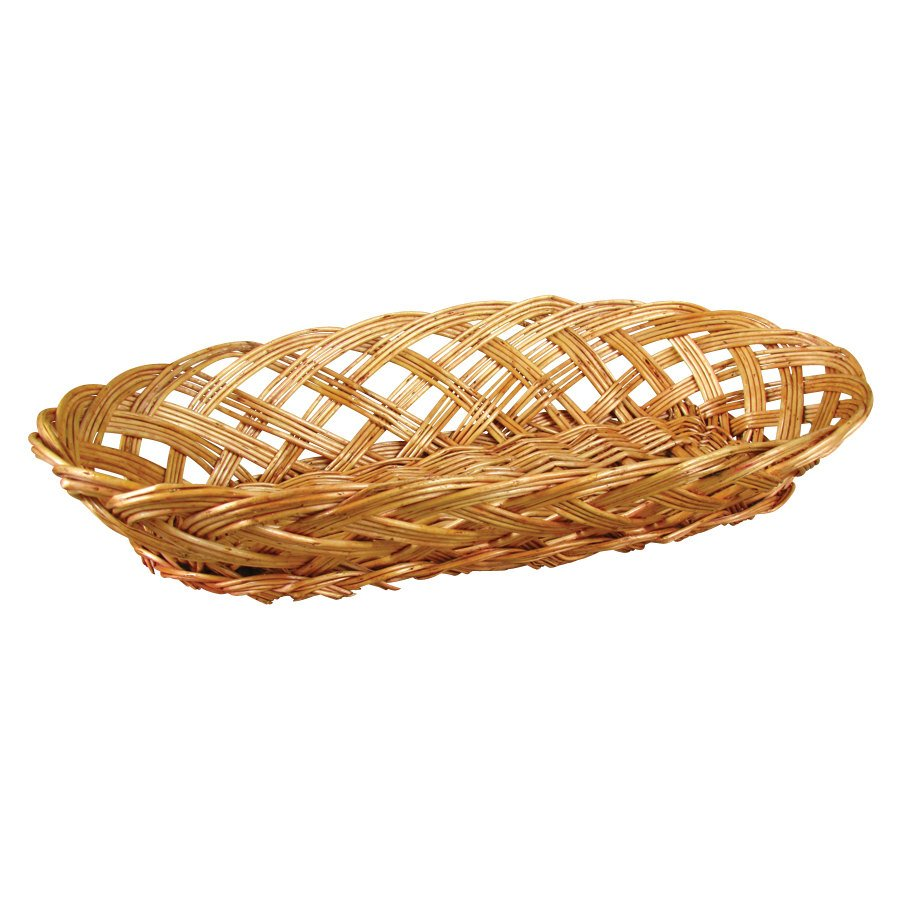 Storage Units Wicker Basket Storage 6 Deep Wicker Baskets