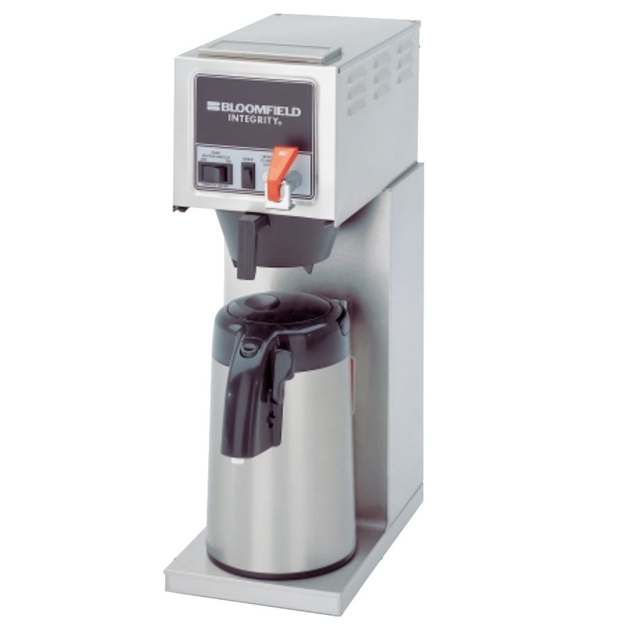 Bloomfield 8773AF-120V Integrity Automatic Airpot Coffee Brewer, 120V; 1500W (Canadian Use Only)