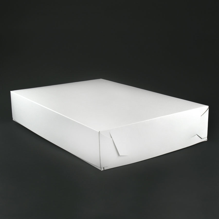 Cake / Bakery Box Full Sheet - 28 inch x 18 inch x 5 inch 25/Case