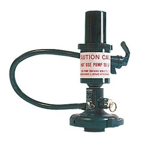 "Micro Matic BJ-100A-3 3"" Black Grabber with HP-300 3"" Pump"