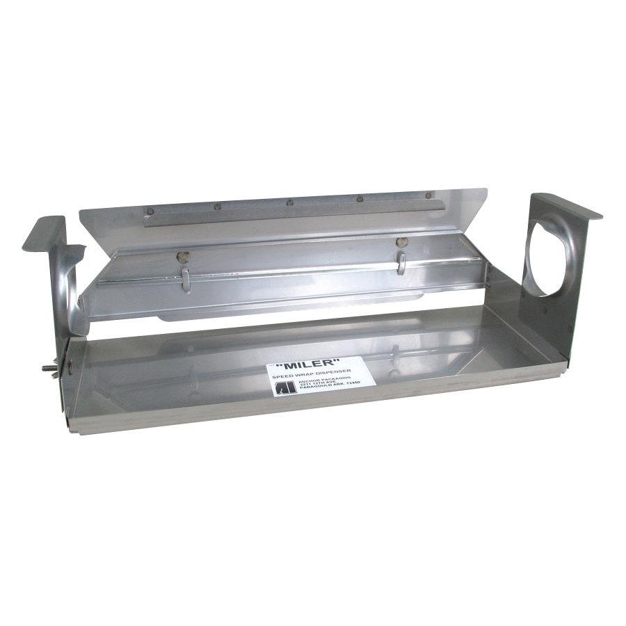 Wrap Dispenser Stainless Steel Stainless Steel Dispenser