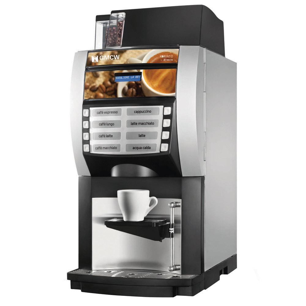 Espresso Maker Commercial ~ Grindmaster korinto super automatic espresso