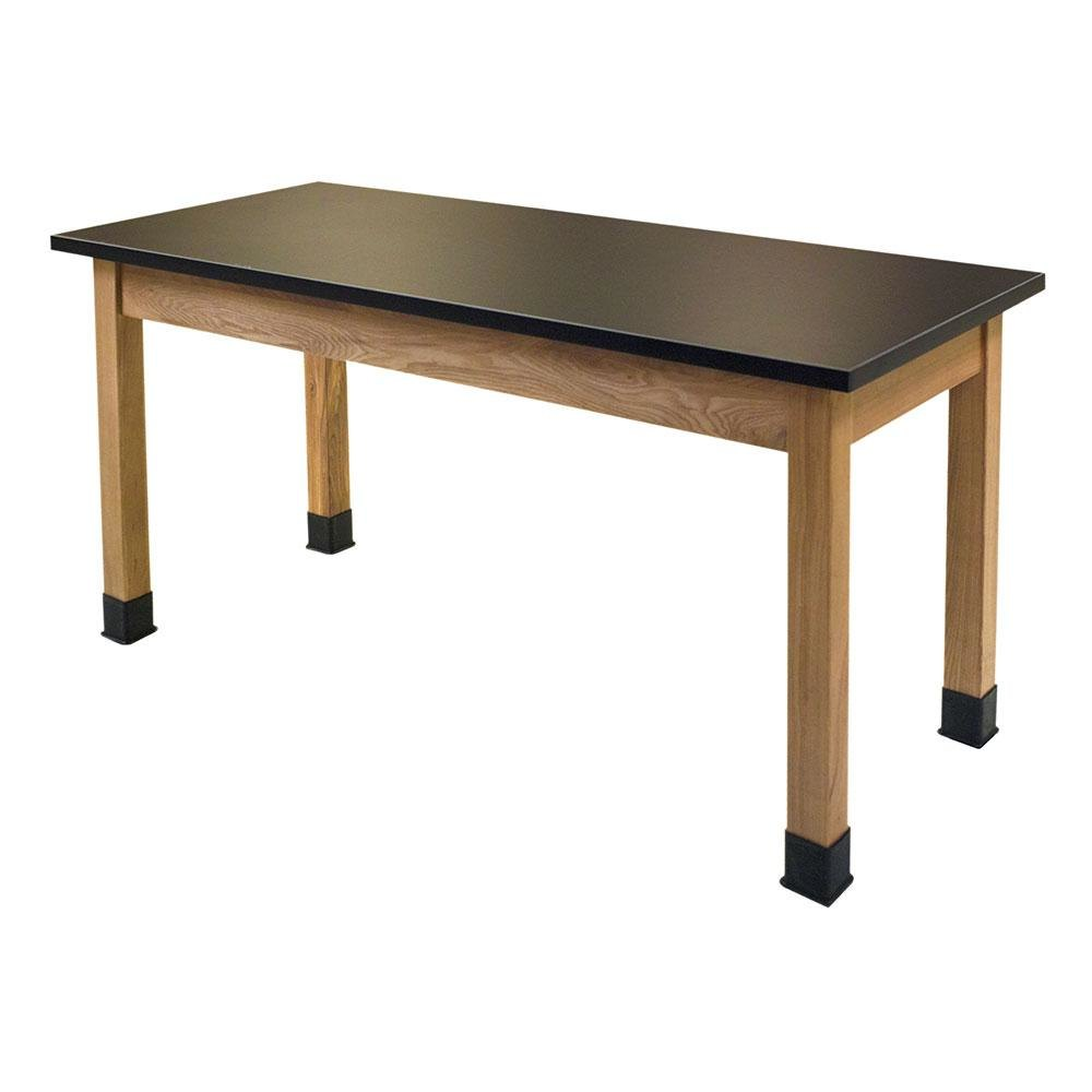 National public seating pslt2460 36 24 x 60 science lab for Html table th always on top