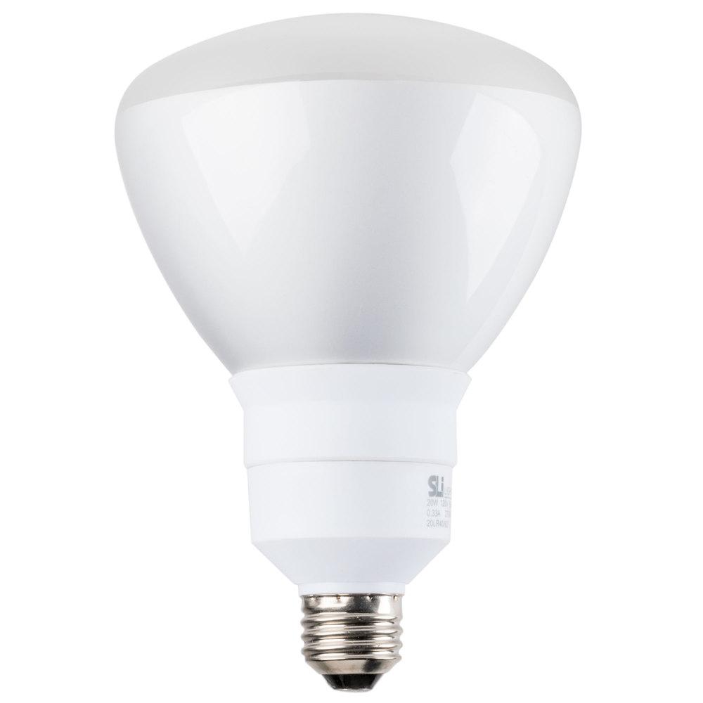 Mini Lynx 23 Watt 100 Watt Equivalent Compact Fluorescent Reflector Light Bulb 120v R40 Cfl