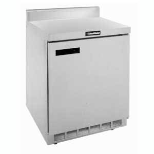 "Delfield ST4532N 32"" Single Door Worktop Freezer - 8.8 cu. ft."