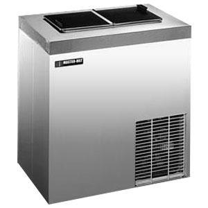 Master Bilt DC-2SSE Stainless Steel Ice Cream Dipping Cabinet 5.2 cu. ft.