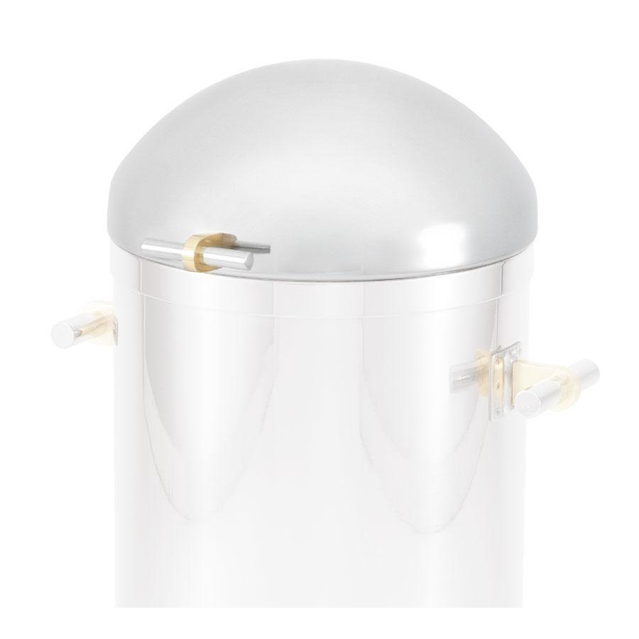 Vollrath 46089 Replacement Cover for New York, New York Soup, Coffee, and Gravy Urns