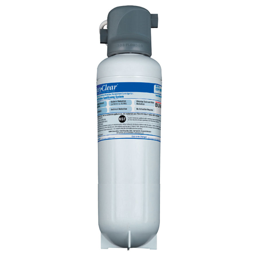 Bunn EQHP-35L Easy Clear Water Filter with Lime Scale Inhibitor - 3.34 gpm (Bunn 39000.0011)