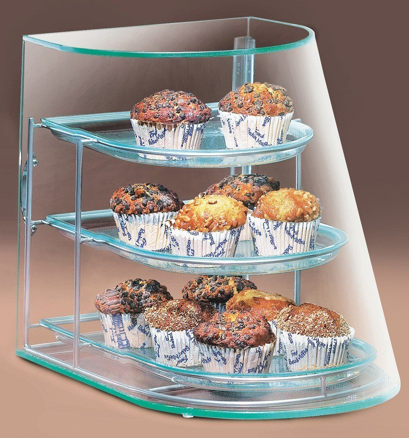 Cal Mil 1505-3 Elite Three Tier Display Case