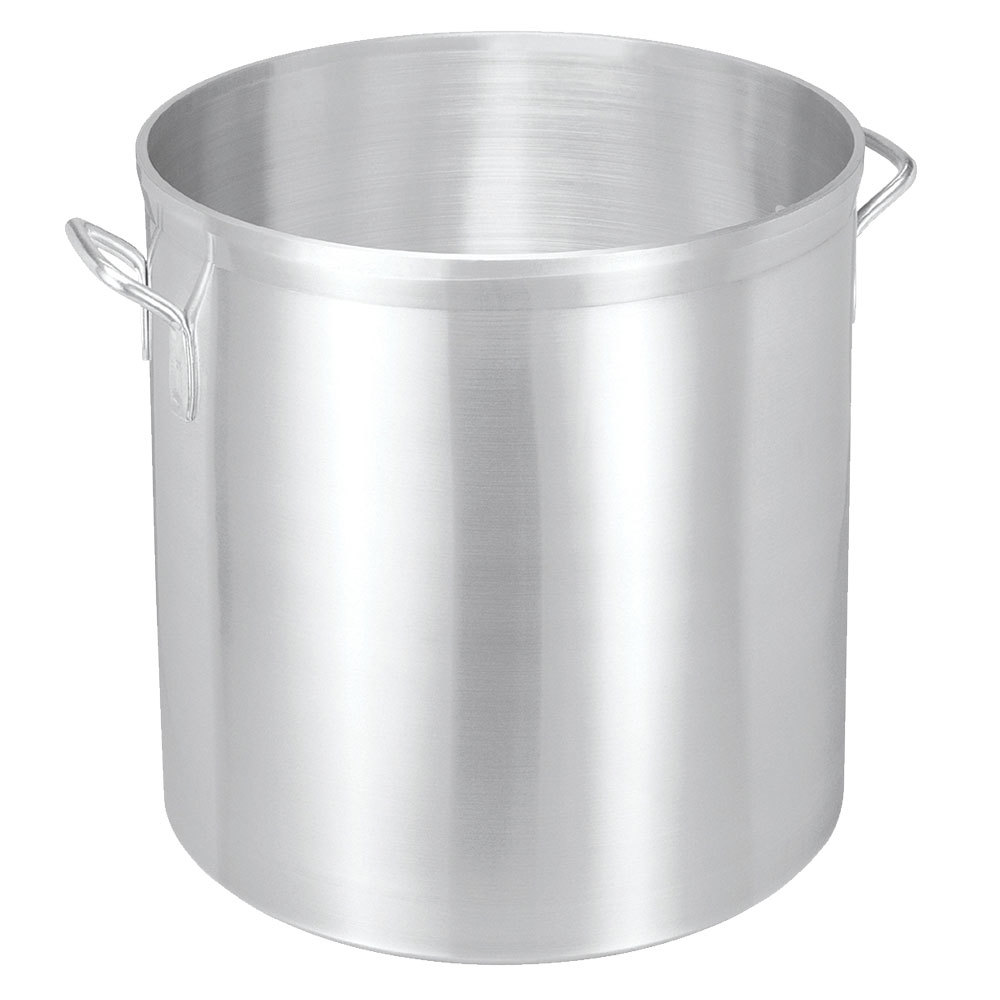 vollrath 68680 wear ever classic select 80 qt heavy duty aluminum stock pot. Black Bedroom Furniture Sets. Home Design Ideas