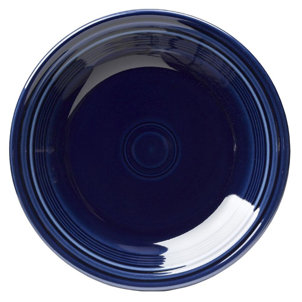 Homer Laughlin 466105 Fiesta Cobalt Blue 10 1/2 inch Dinner Plate - 12 / Case