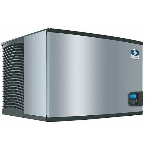 Manitowoc Indigo Series ID-0686C 607 Pound QuietQube Full Size Cube Ice Machine 30 inch Wide - Remote Cooled