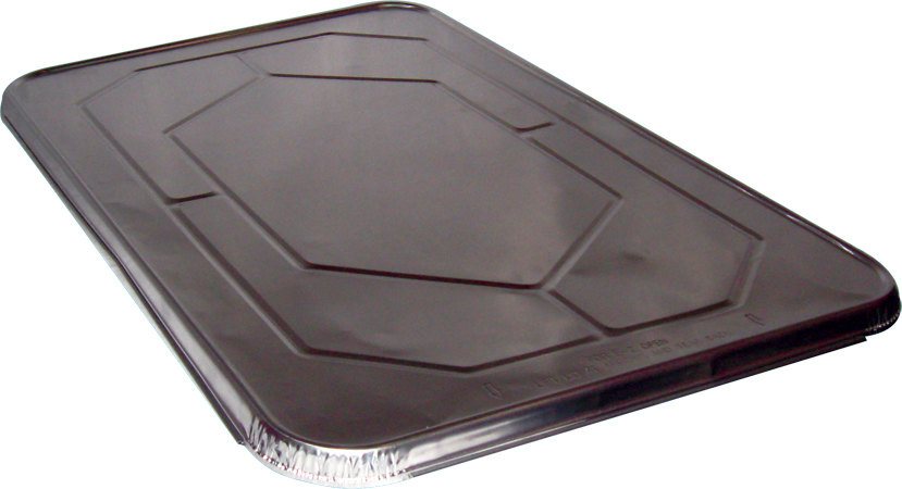 Full Size Foil Steam Table Pan Lid 50/Case