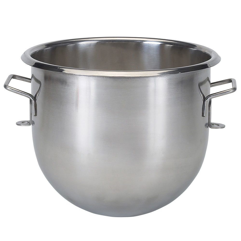 Globe XXBOWL-80 80 Qt. Stainless Steel Mixing Bowl for SP80PL Mixer