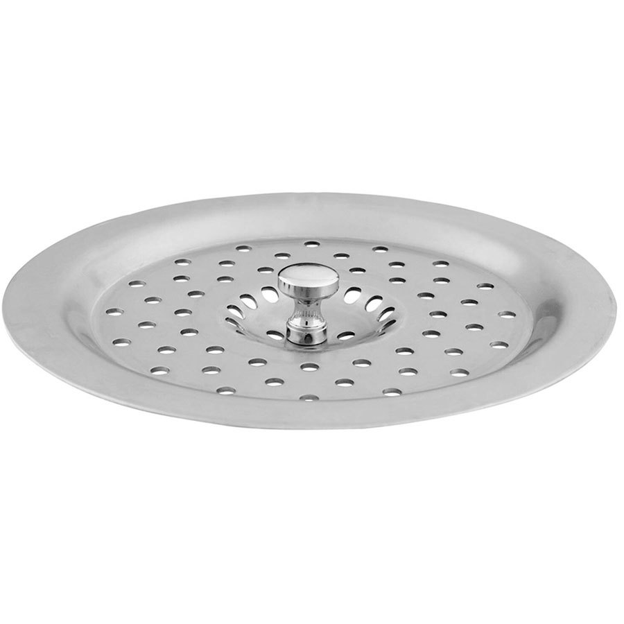 "T&S 010387-45 3 1/2"" Basket Strainer for T&S Waste Valves with 3 1/2"" Sink Openings"