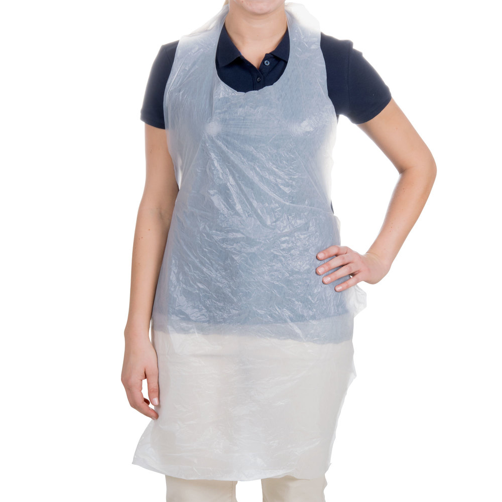 White apron meals - Video Video Main Picture