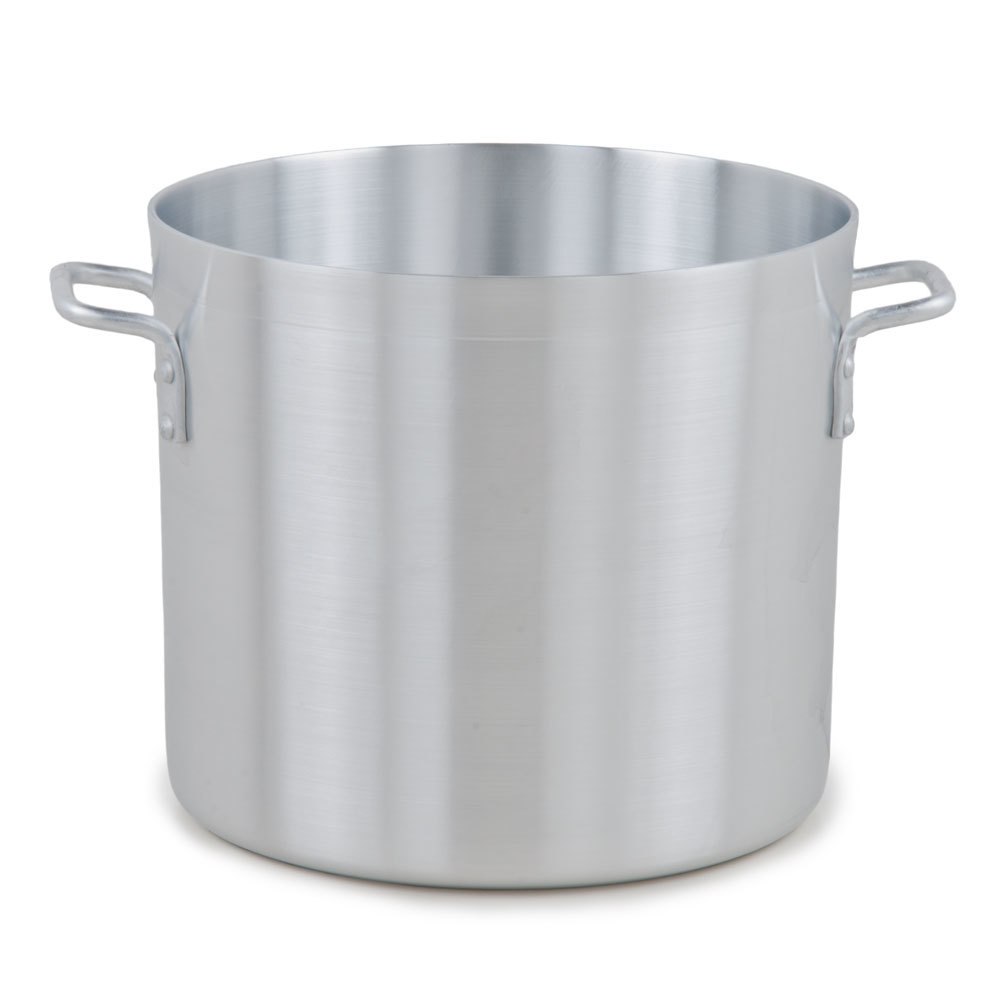 20 Qt. Standard Weight Aluminum Stockpot