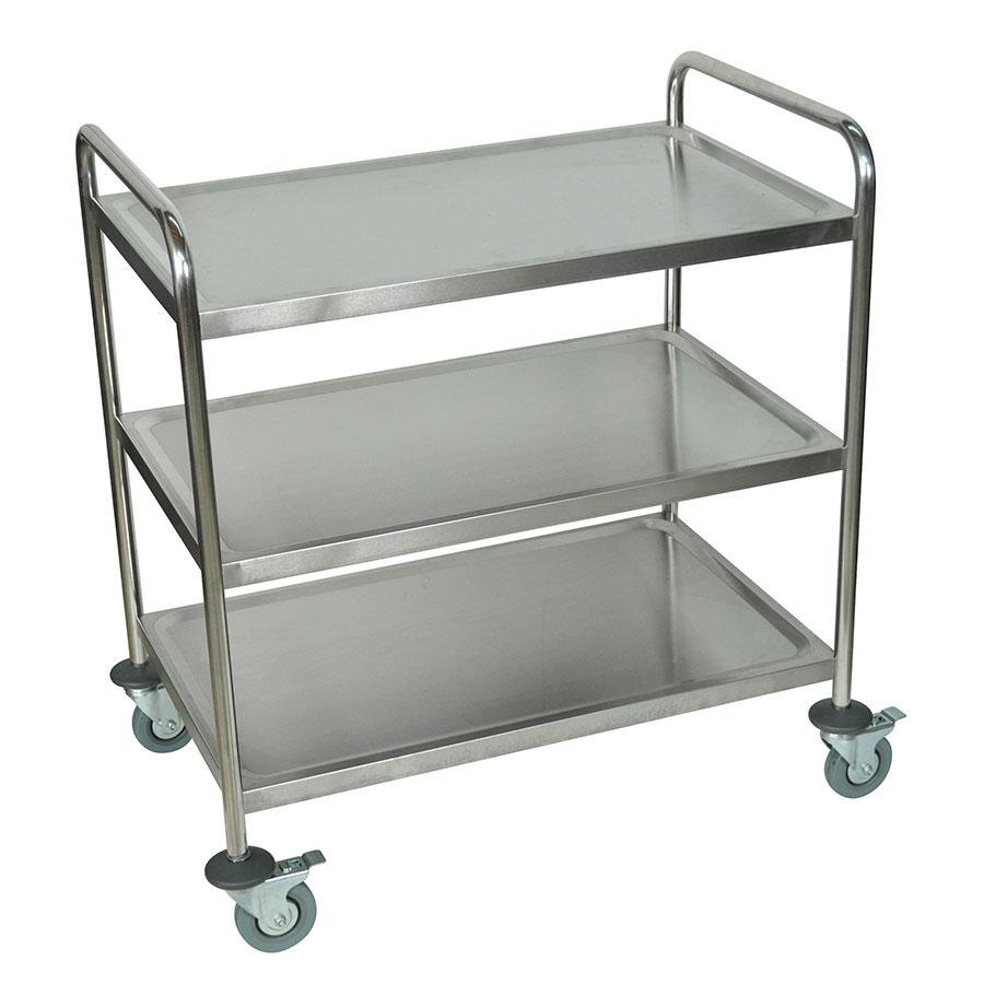 Collapsible Food Service Cart