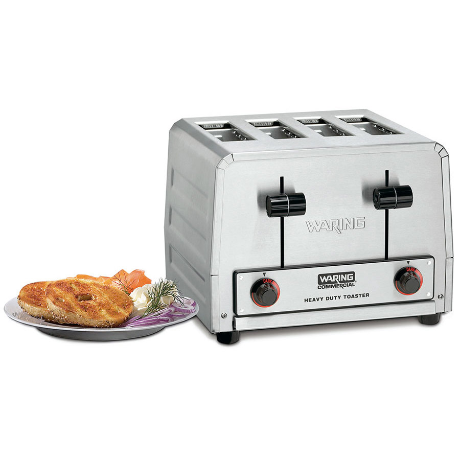 Waring WCT825 Heavy Duty Commercial Bagel Toaster - 240V