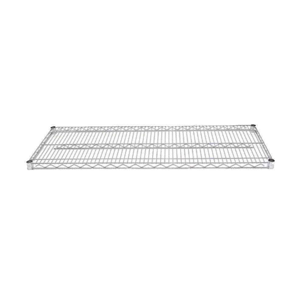Advance Tabco EC-1830 18 inch x 30 inch Chrome Wire Shelf