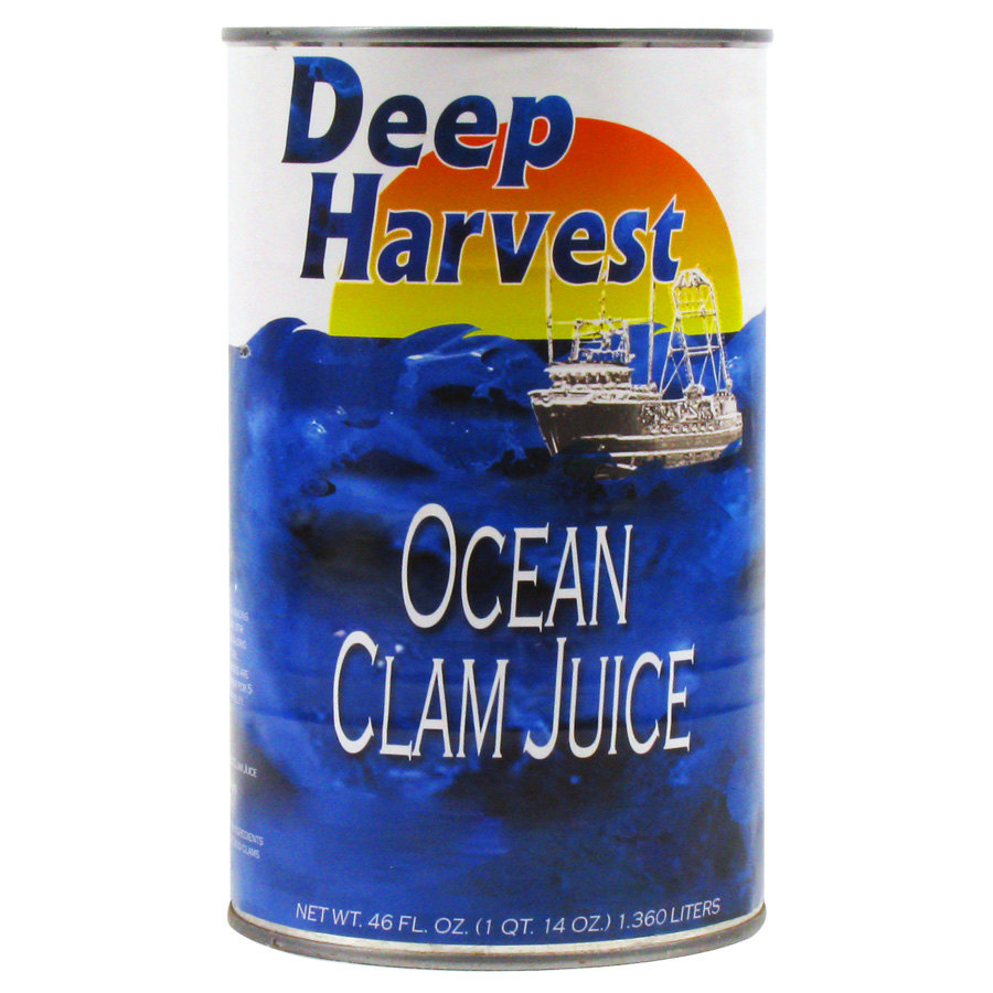 Ocean Clam Juice 46 oz. Can