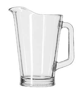 Libbey 5260 60 oz. Glass Pitcher 6 / Case